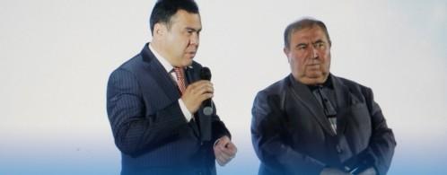 Ozod Sharofiddinov hujjatli filmining taqdimoti